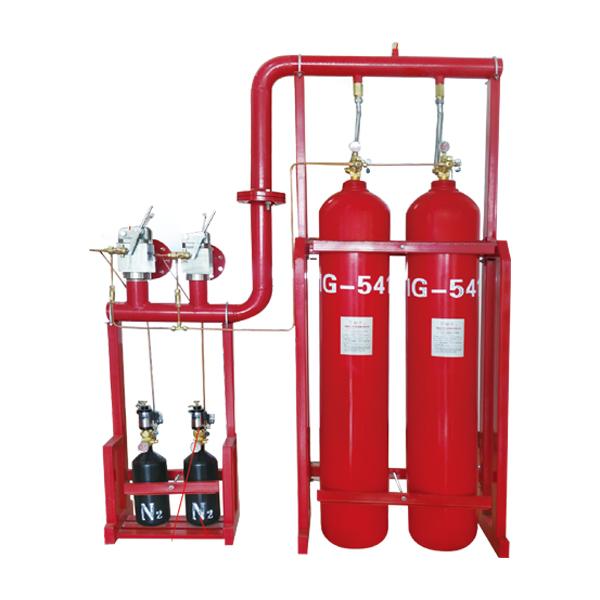 宁华混合气体IG-541灭火系统