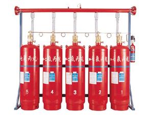 七氟丙烷气体灭火钢瓶